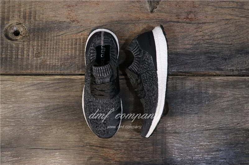 Adidas Ultra Boost Uncaged Men Black Shoes  1
