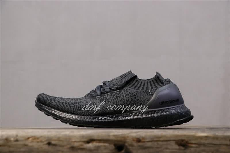 Adidas Ultra Boost Uncaged Men Black Shoes 2