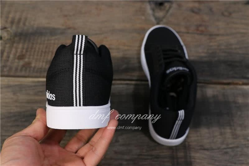 Adidas NEO VS PACE Shoes Black Men 4