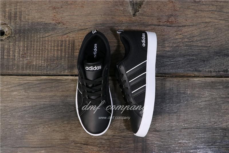 Adidas NEO VS PACE Shoes Black Men 8