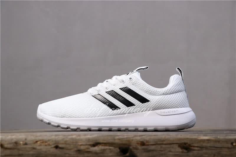 Adidas NEO LITE RACER CLN Shoes White Men/Women 1
