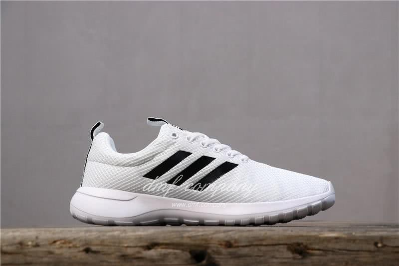 Adidas NEO LITE RACER CLN Shoes White Men/Women 2