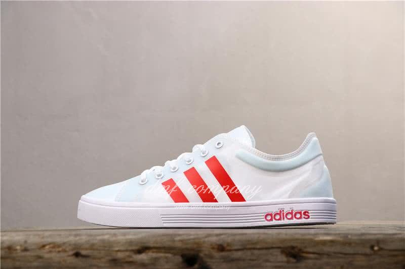 Adidas DAILY TEAM Neo Shoes White Men/Women 1