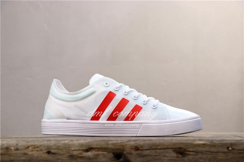 Adidas DAILY TEAM Neo Shoes White Men/Women 2