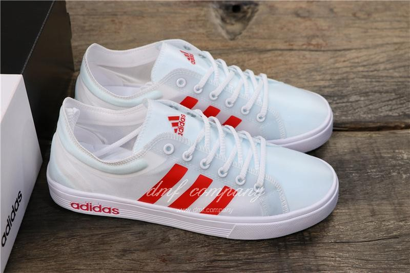Adidas DAILY TEAM Neo Shoes White Men/Women 7