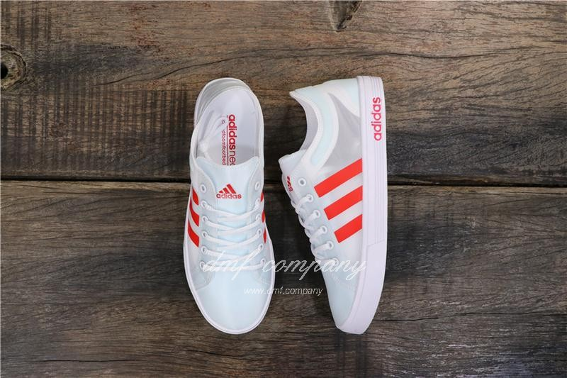 Adidas DAILY TEAM Neo Shoes White Men/Women 8