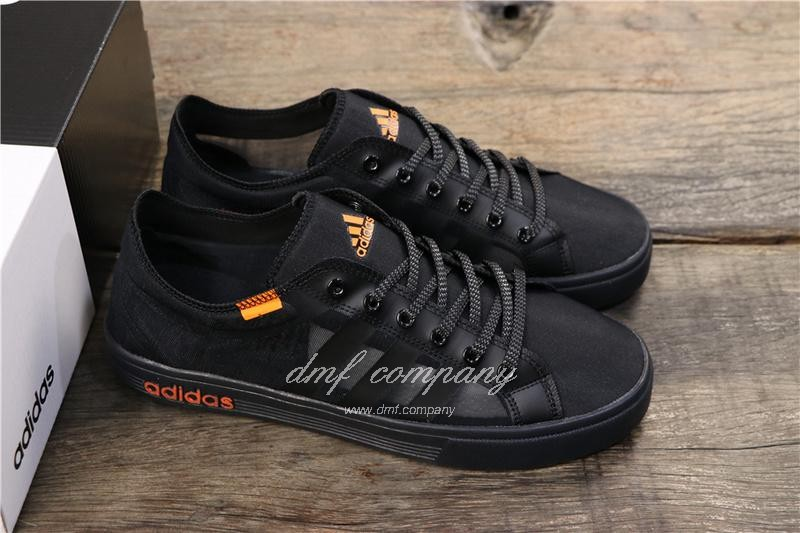 Adidas DAILY TEAM Neo Shoes Black Men 7