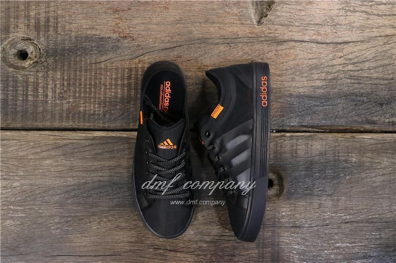 Adidas DAILY TEAM Neo Shoes Black Men 8