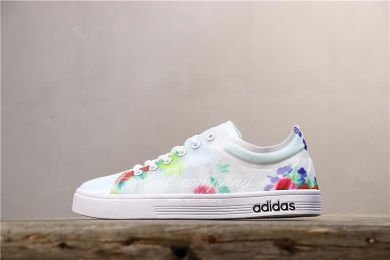 Adidas DAILY TEAM Neo Shoes White Women 1