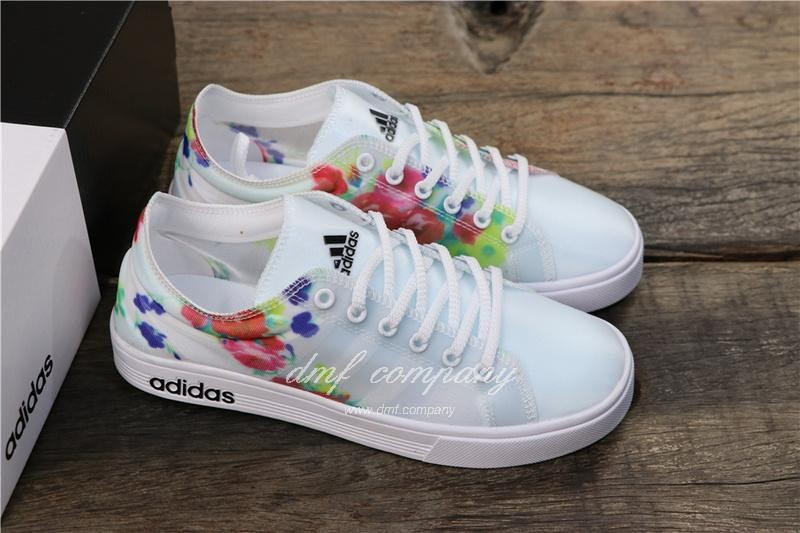 Adidas DAILY TEAM Neo Shoes White Women 7