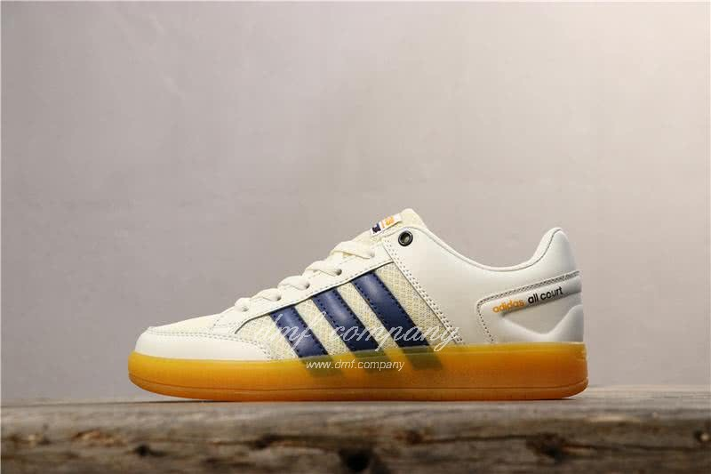 Adidas CF ALL COURT MID Shoes White Men 1