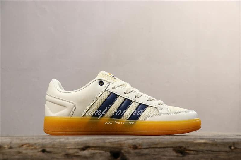 Adidas CF ALL COURT MID Shoes White Men 2