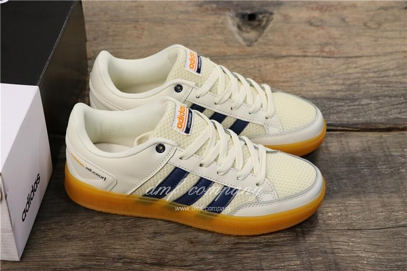 Adidas CF ALL COURT MID Shoes White Men 7