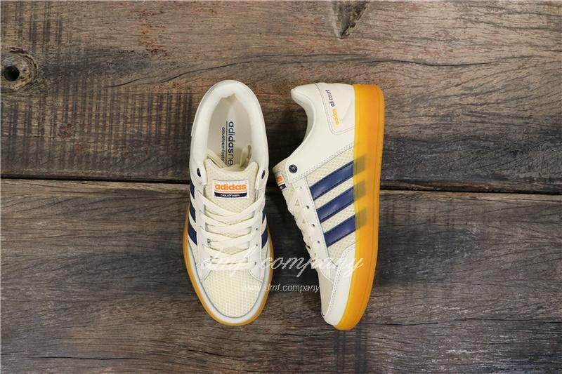 Adidas CF ALL COURT MID Shoes White Men 8