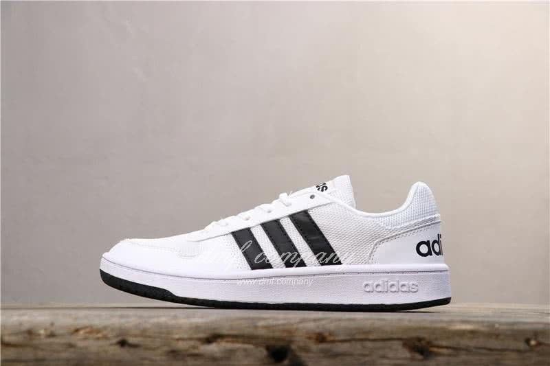 Adidas NEO HOOPS 2.0 Shoes White Men/Women 1