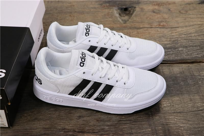 Adidas NEO HOOPS 2.0 Shoes White Men/Women 7