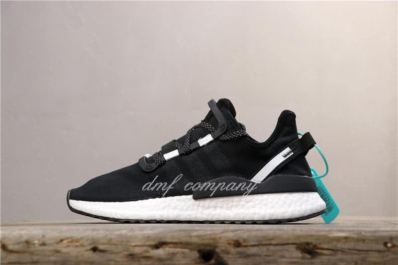 Adidas Originals 2019 Nite Jogger Boost  Shoes Black Men 1