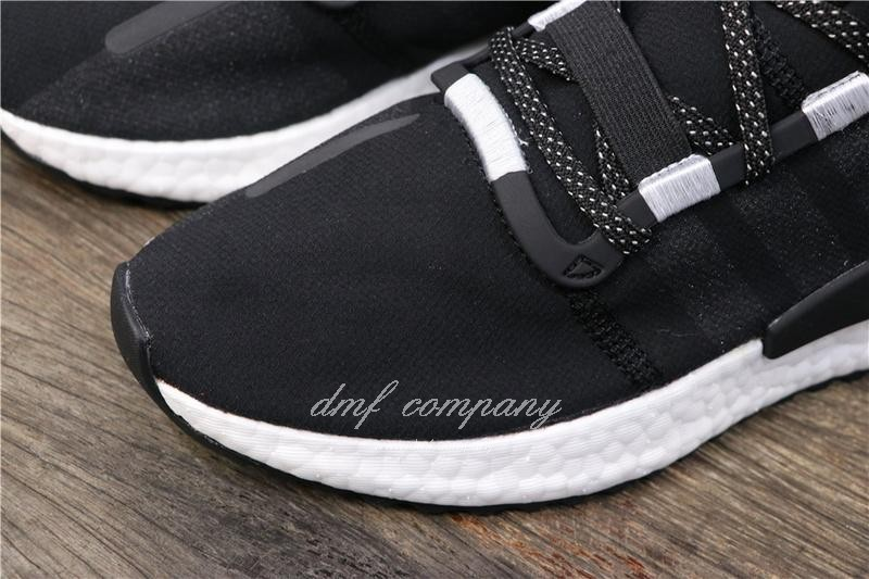 Adidas Originals 2019 Nite Jogger Boost  Shoes Black Men 5