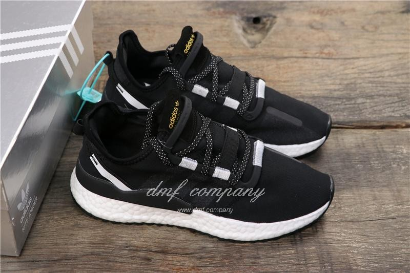 Adidas Originals 2019 Nite Jogger Boost  Shoes Black Men 3