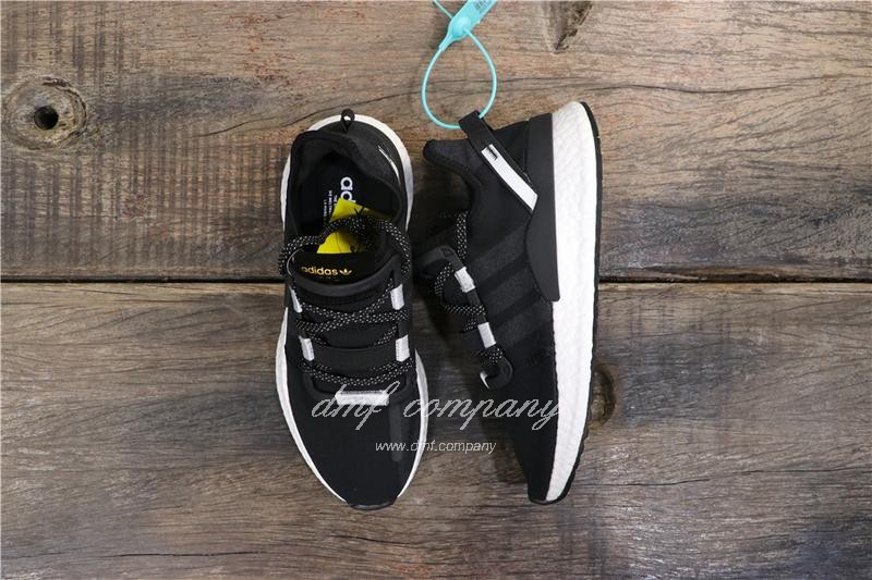 Adidas Originals 2019 Nite Jogger Boost  Shoes Black Men 2