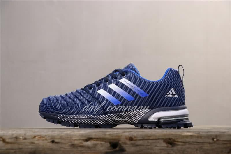 Adidas aerobounce st w Shoes Blue Men 1