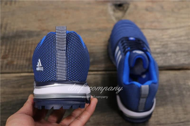 Adidas aerobounce st w Shoes Blue Men 4