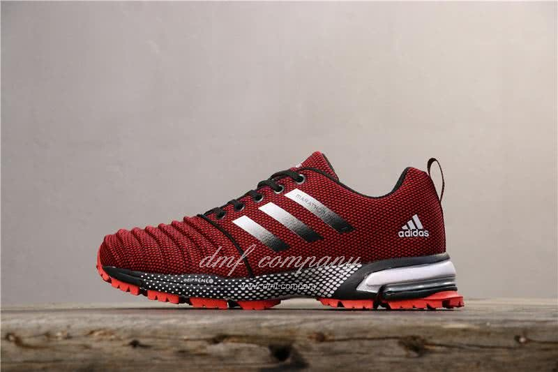 Adidas aerobounce st w Shoes Red Men 1