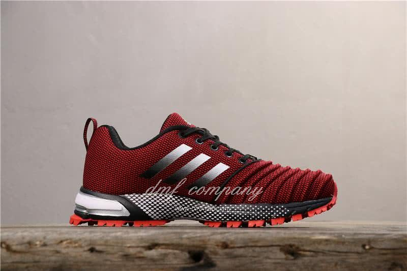 Adidas aerobounce st w Shoes Red Men 2