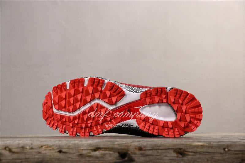 Adidas aerobounce st w Shoes Red Men 3
