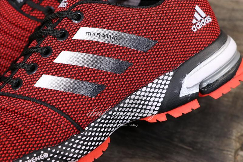 Adidas aerobounce st w Shoes Red Men 6