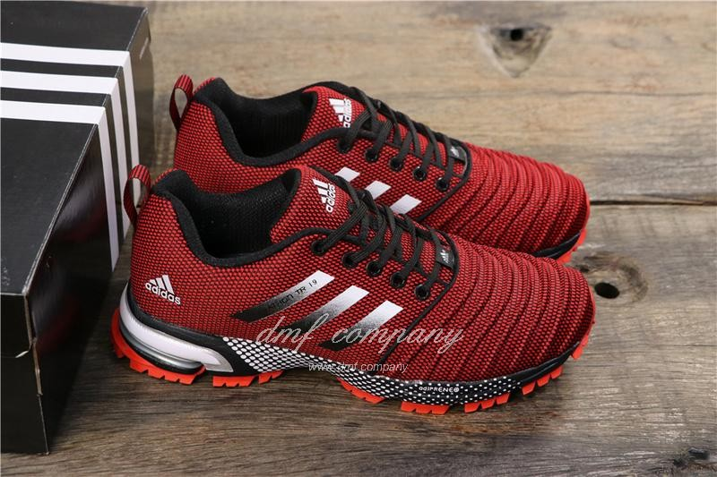 Adidas aerobounce st w Shoes Red Men 7