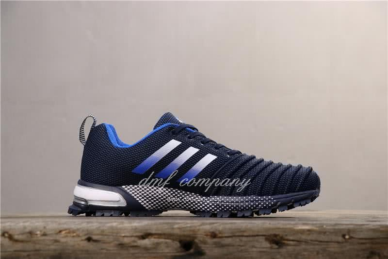 Adidas aerobounce st w Shoes Blue Men 2