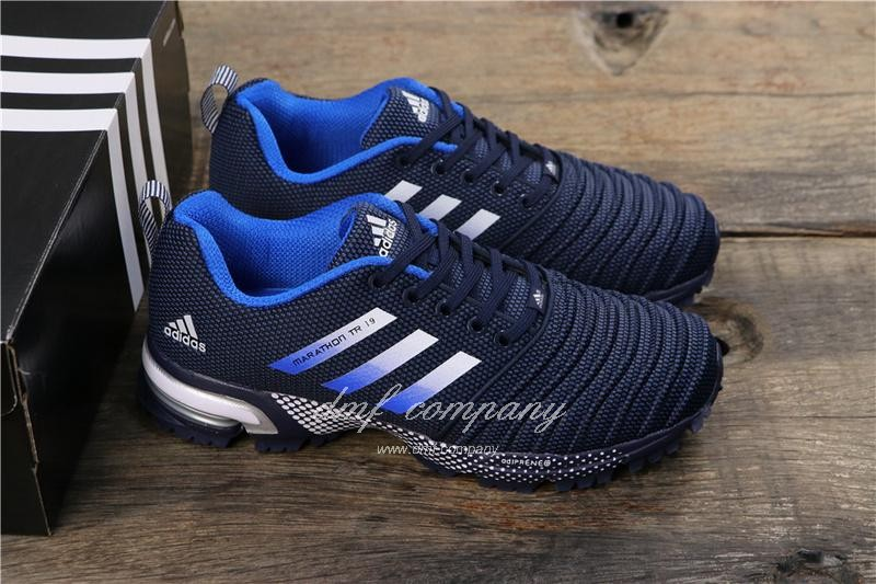 Adidas aerobounce st w Shoes Blue Men 7