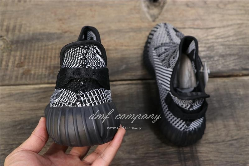 Adidas Yeezy Boost 350 V2 Men Women Black Static Reflective Shoes 4