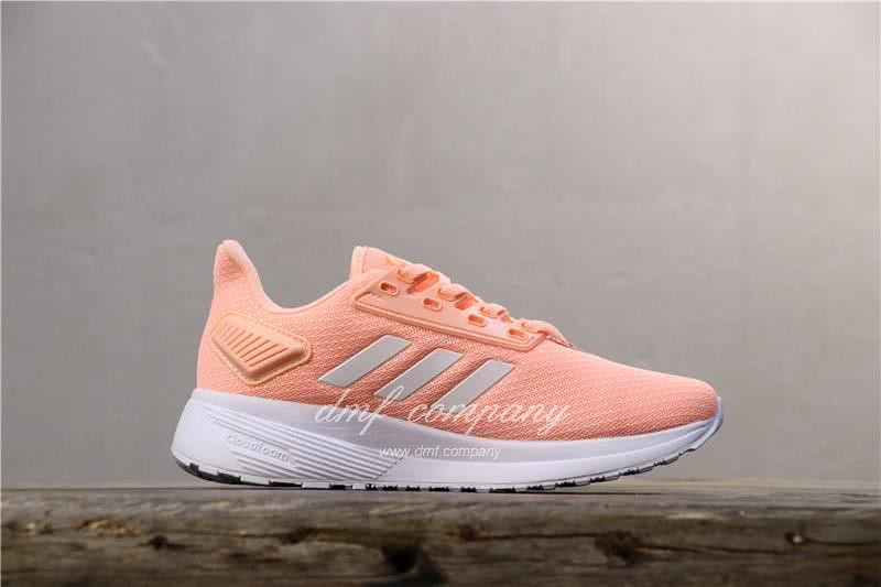 Adidas Duramo 9 NEO Shoes Pink Women 2