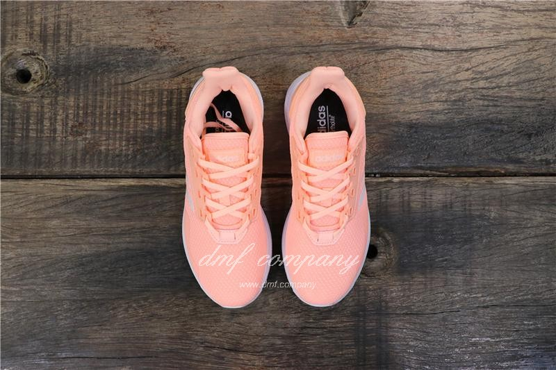 Adidas Duramo 9 NEO Shoes Pink Women 8