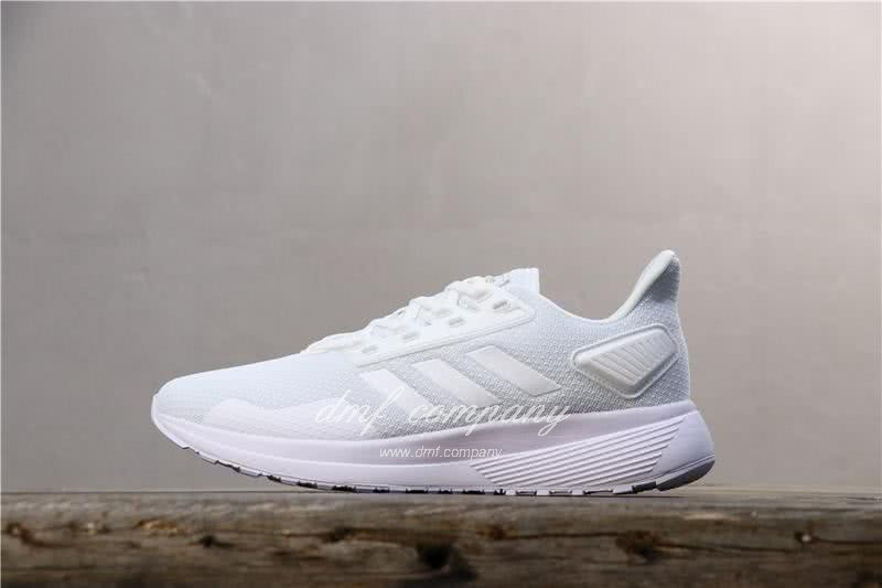Adidas Duramo 9 NEO Shoes White Women/Men 1