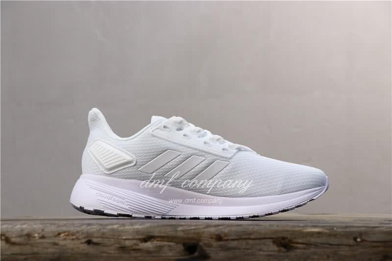 Adidas Duramo 9 NEO Shoes White Women/Men 2