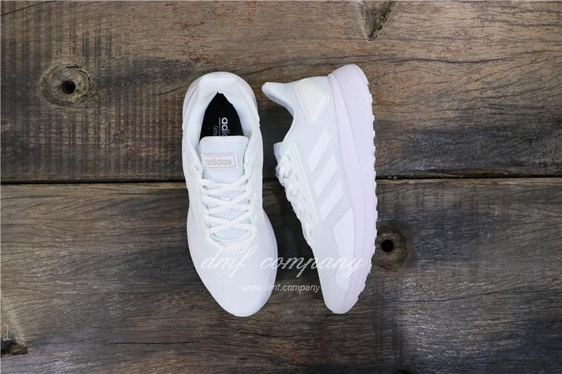 Adidas Duramo 9 NEO Shoes White Women/Men 8