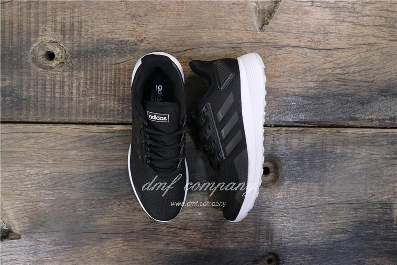 Adidas Duramo 9 NEO Shoes Black Women/Men 8