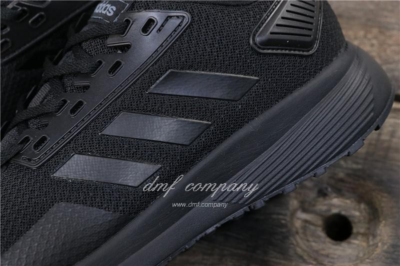Adidas Duramo 9 NEO Shoes Black Women/Men 6