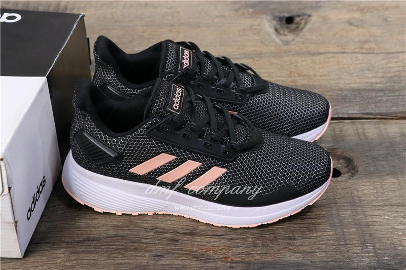 Adidas Duramo 9 NEO Shoes Black Women 7