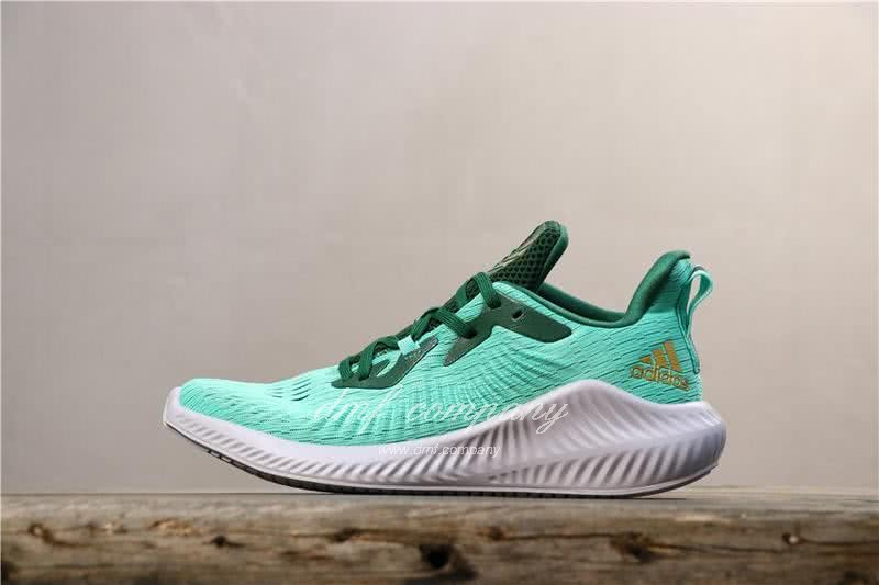 Adidas alphabounce boost m Shoes Green Men 1