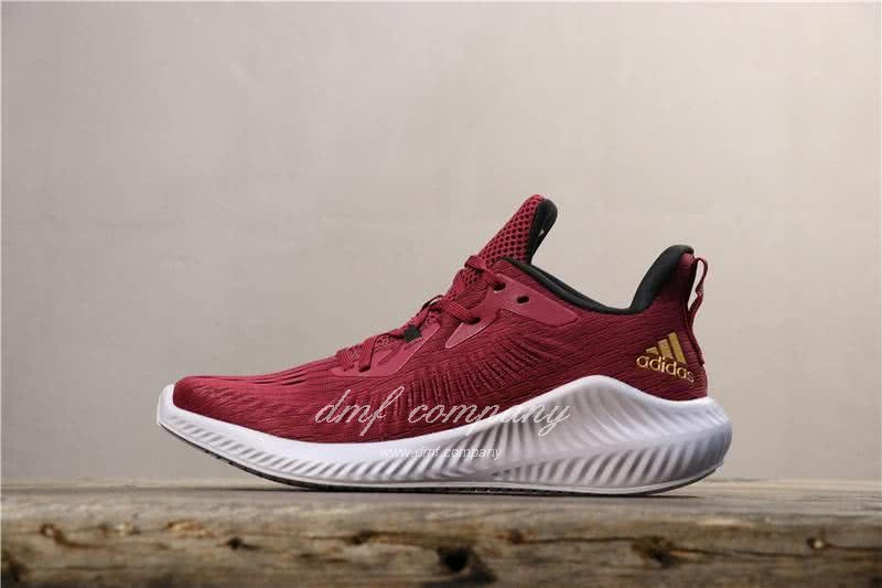 Adidas alphabounce boost m Shoes Red Men 1
