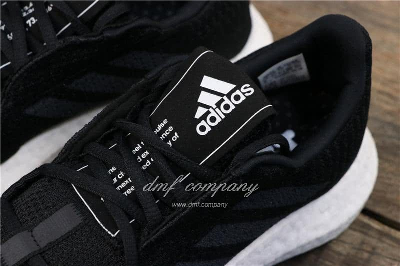 Adidas Sense Boost GO Men Women Black Shoes 7