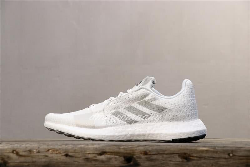 Adidas Sense Boost GO Men White Shoes 2