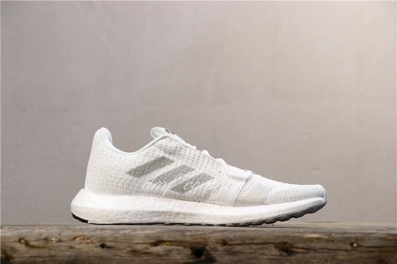Adidas Sense Boost GO Men White Shoes 3