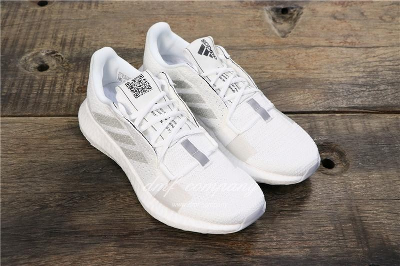 Adidas Sense Boost GO Men White Shoes 1