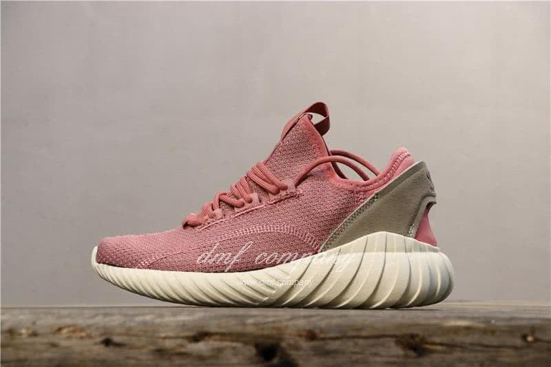 Adidas Tubular Doom Sock Pk Shoes Pink Women 1