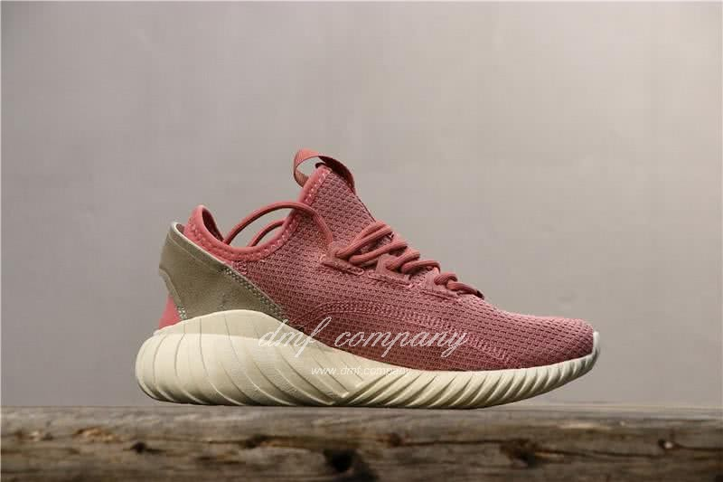 Adidas Tubular Doom Sock Pk Shoes Pink Women 2